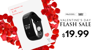 Valentine's Day MGCOOL Band 2
