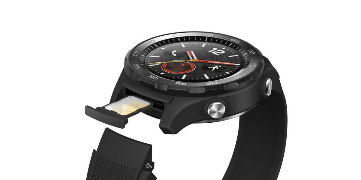 Huawei watch 2 lte
