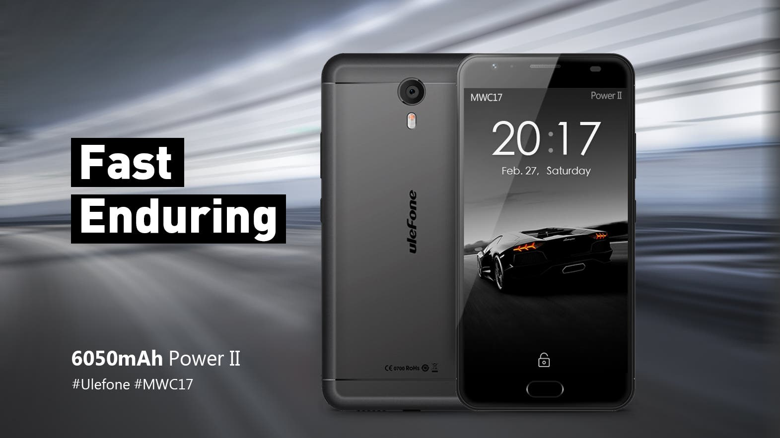 Ulefone Power 2 MWC 2017