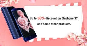 Elephone Women's Day promo
