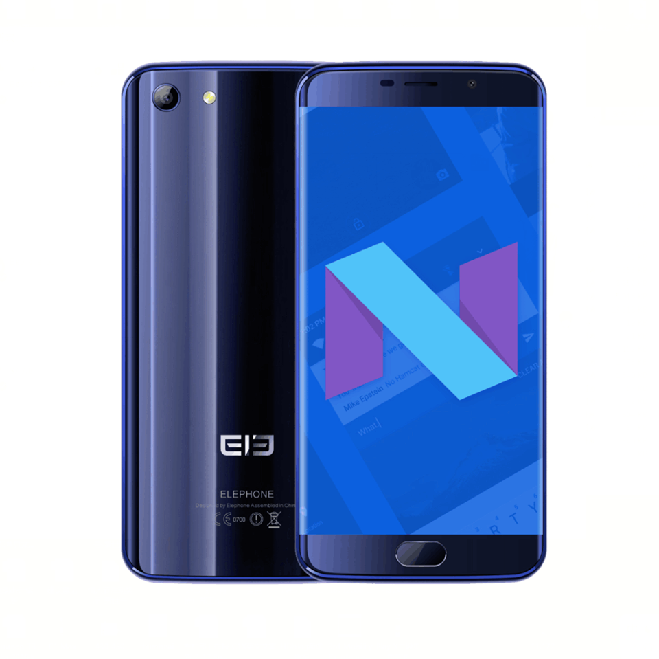 Elephone S7 Android 7.0 Nougat