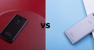 UMi Plus E vs UMi Z