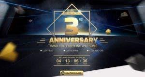 GearBest Third Year Anniversary
