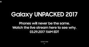 Samsung Galaxy S8 / S8 Plus Live Event