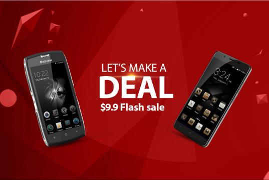 Blackview Flash sale