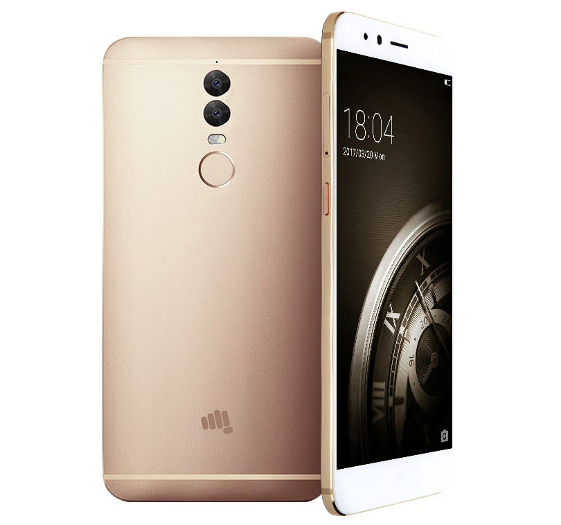 micromax dual 5 dual rear camera   specifications