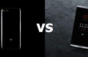 Xiaomi Mi 6 vs OnePlus 5