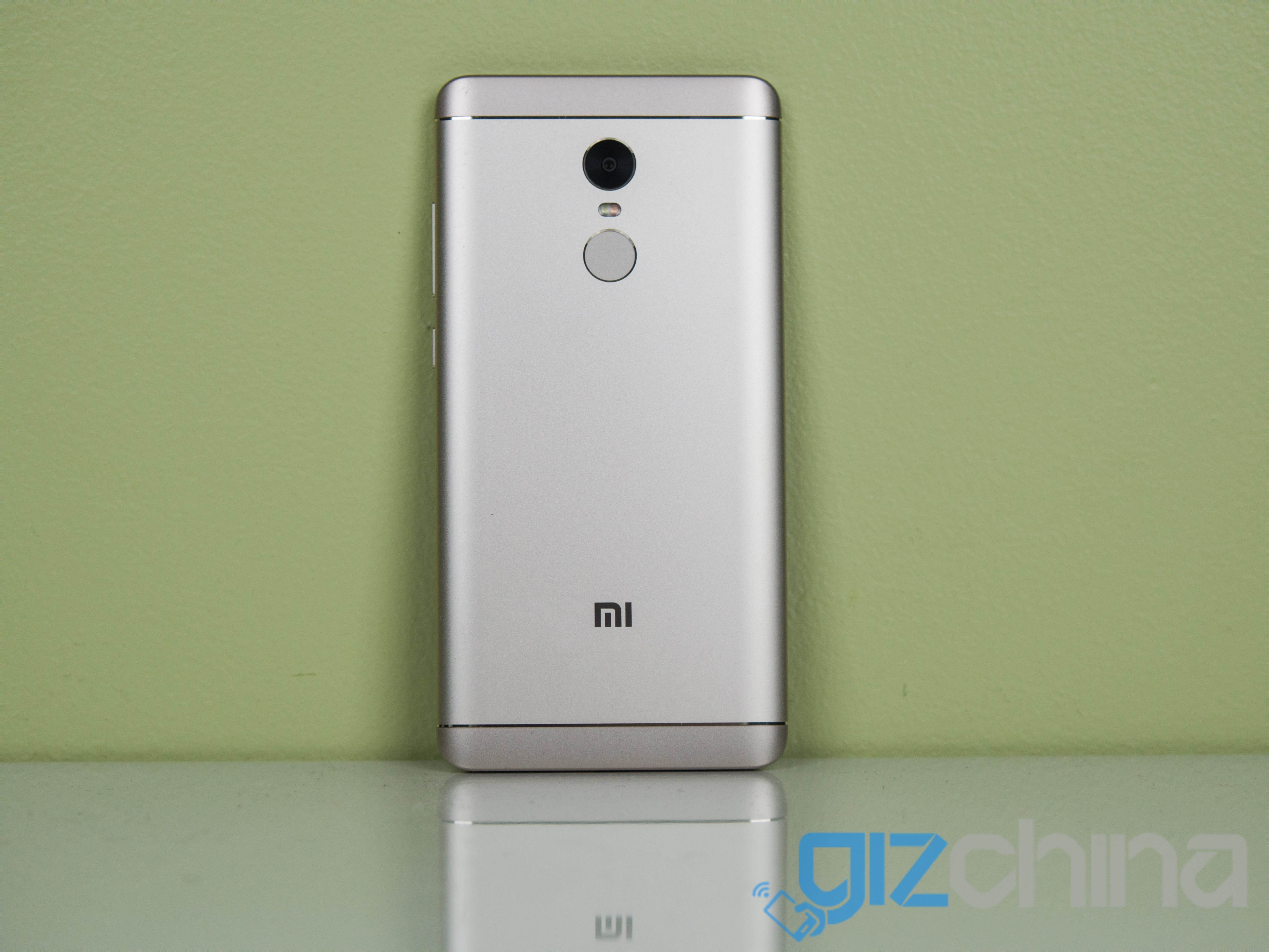 Xiaomi Redmi Note 4x Unboxing  Hands On  First Impressions