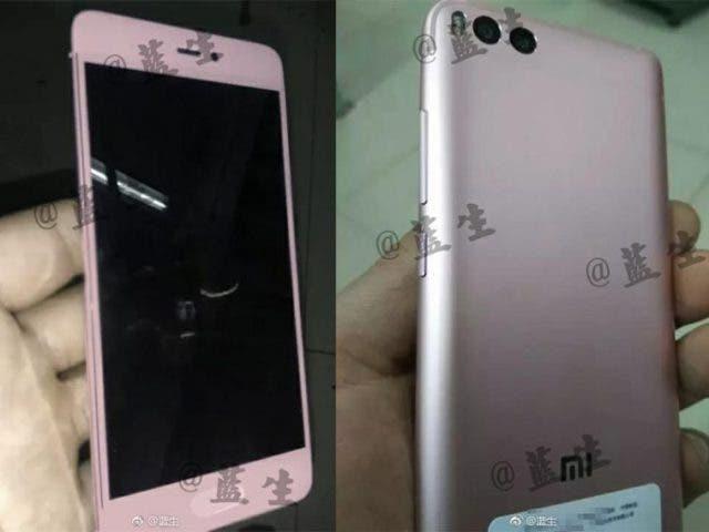 Zdjęcia Xiaomi Mi6