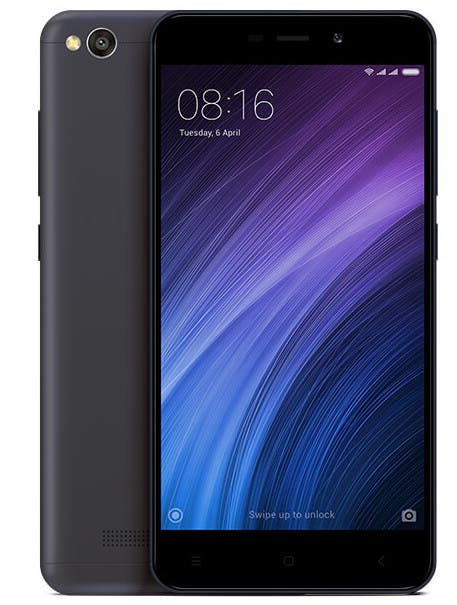 Xiaomi Redmi 4A launches in India, goes on sale on March 23rd