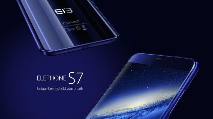 Elephone S7 Kernel