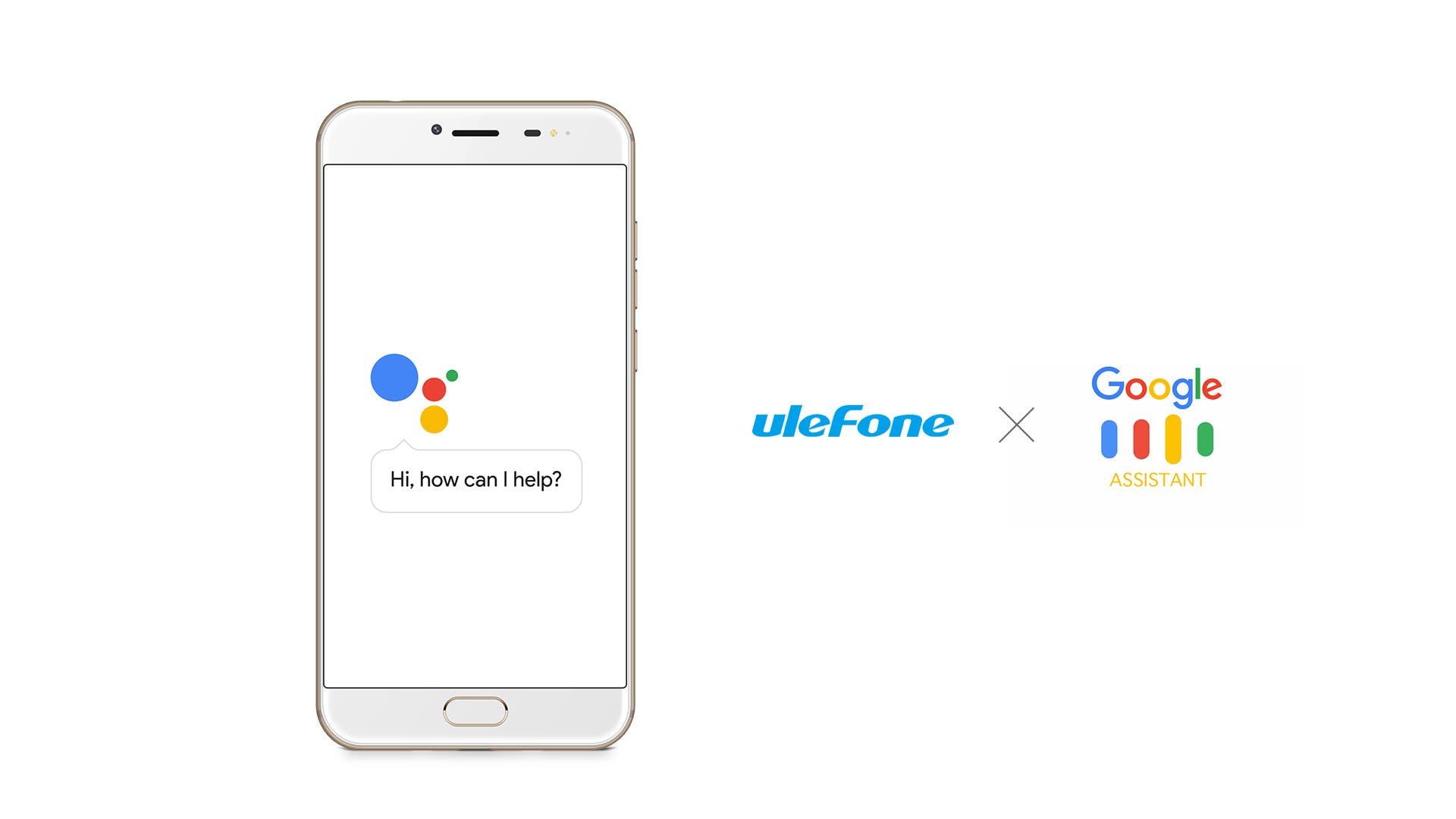 Ulefone Google Assistant