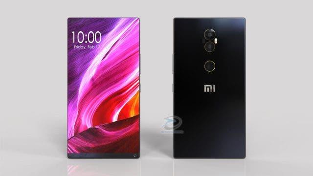 Xiaomi Mi MIX Lite
