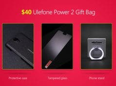 Ulefone Power 2 Gift Bag