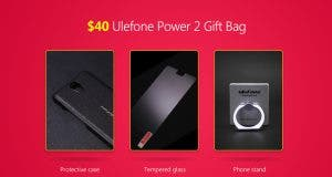 Ulefone Power 2 Gift Bag
