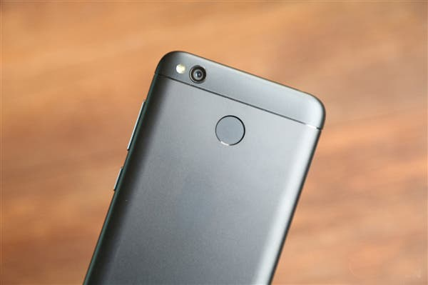 redmi 4x matte black is a very pretty device   gizchina