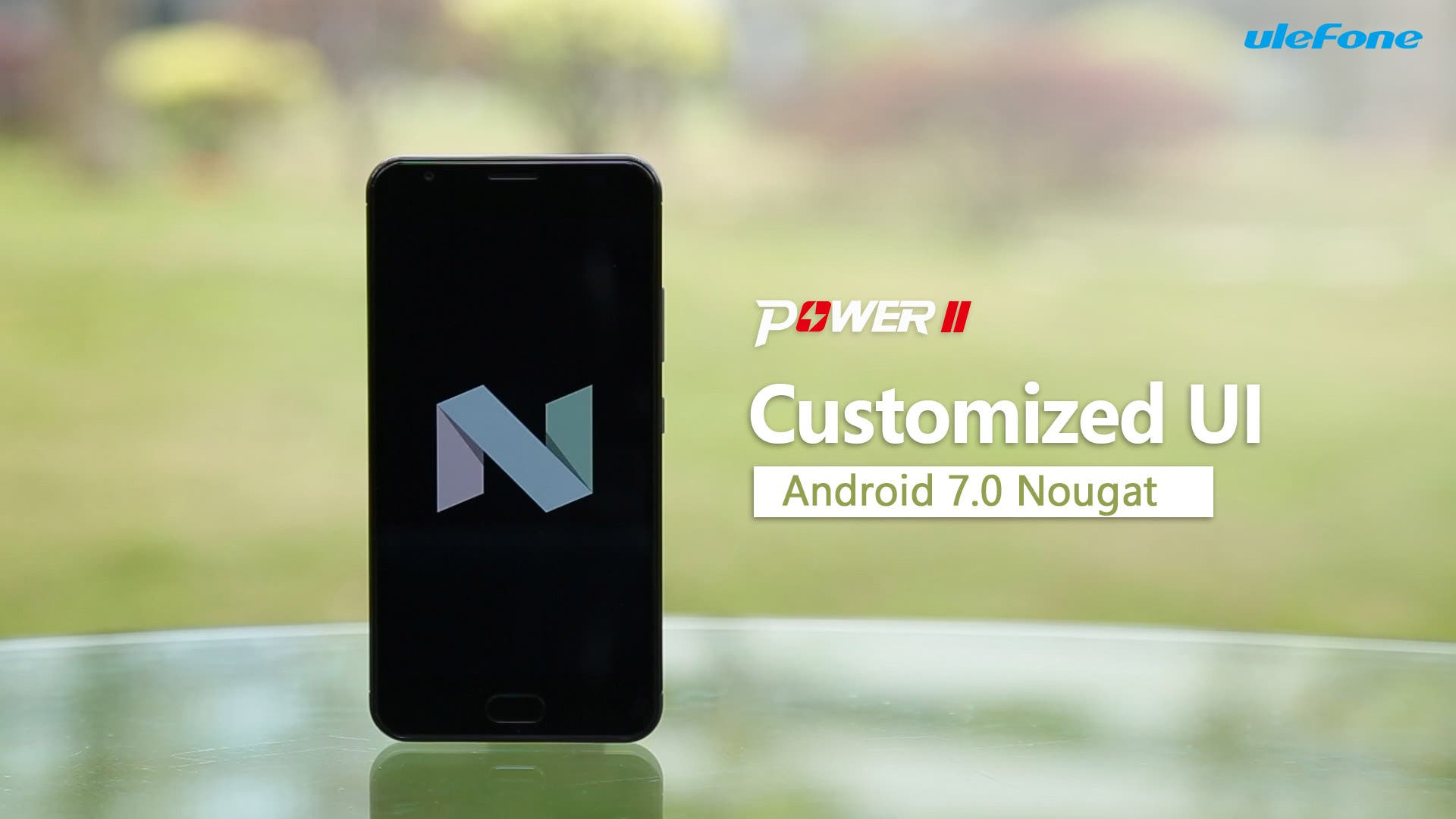 Ulefone Power 2 Android 7.0 Nougat