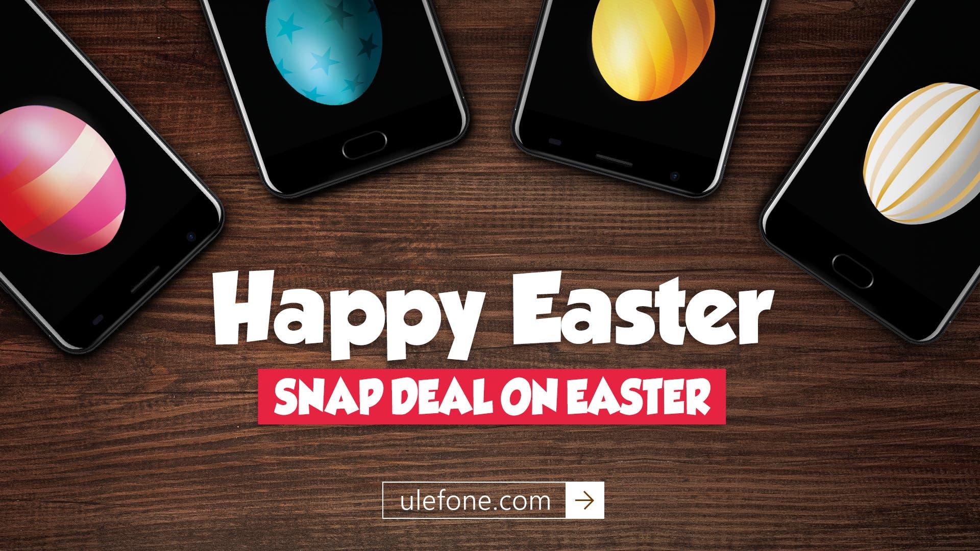 Ulefone Easter