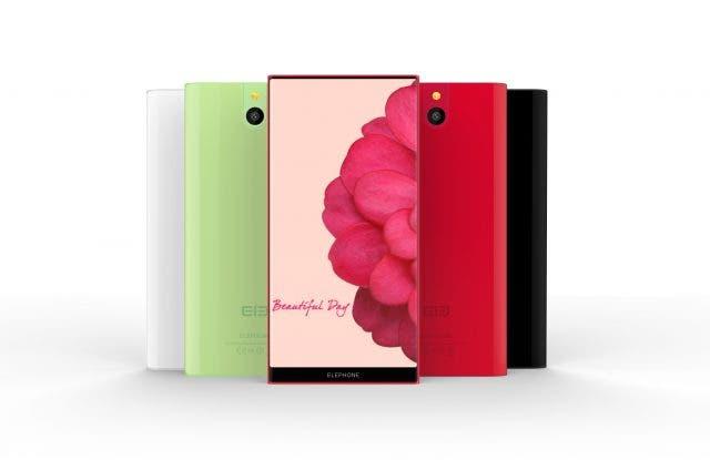Elephone concept