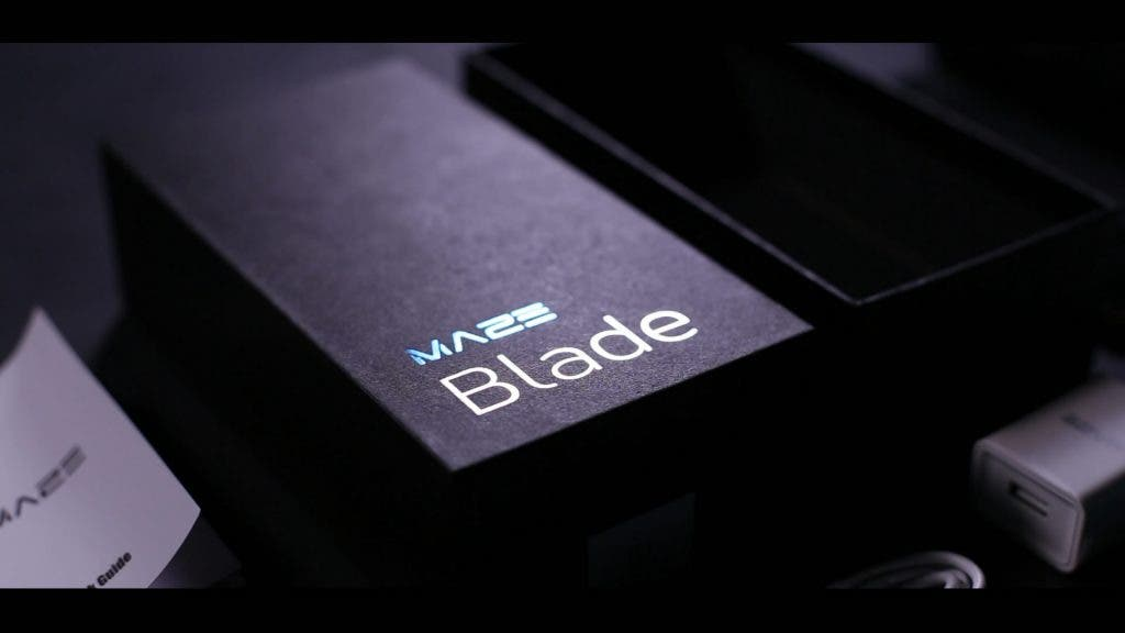 Maze Blade Unboxing