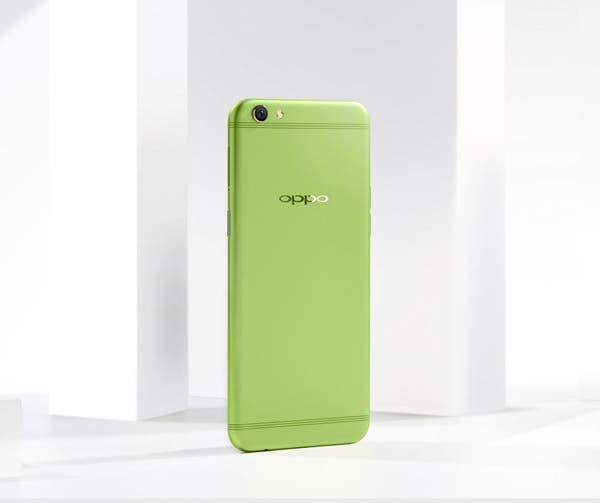 Oppo R9S Fresh Green