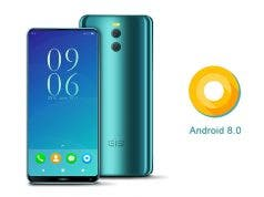 Elephone Android 8