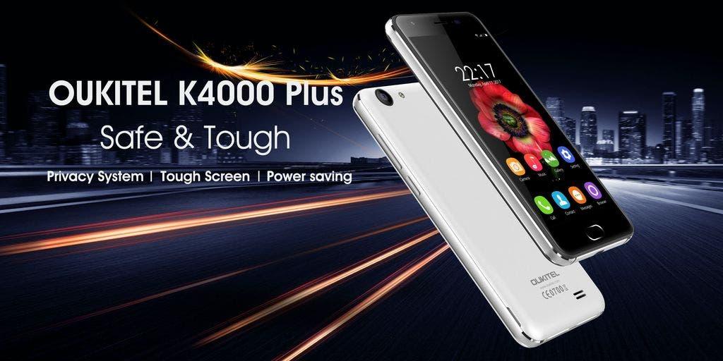 Oukitel K4000 Plus