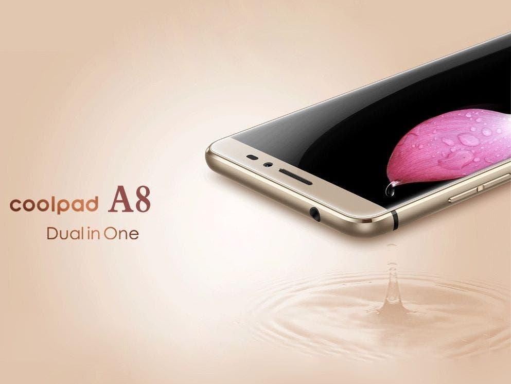 Coolpad A8 Max