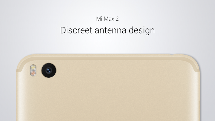 Xiaomi Mi Max 2 Is Official With Huge 5300mah Battery And