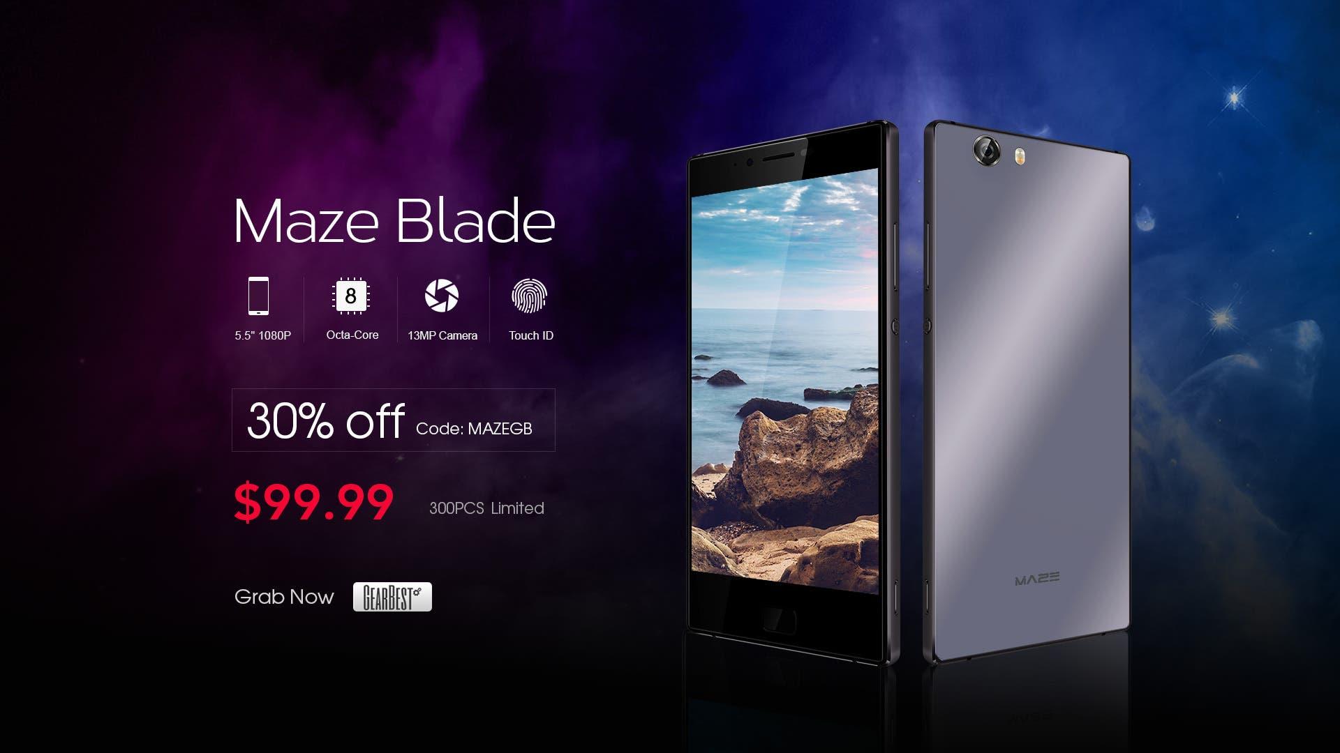 Maze Blade