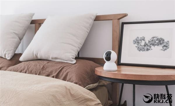 Xiaomi MiJia Smart PTZ IP Camera