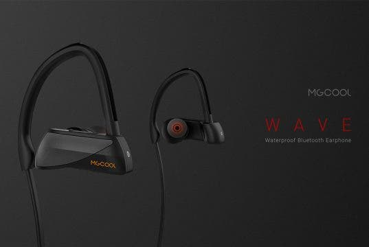 MGCOOL WAVE Bluetooth Earphones