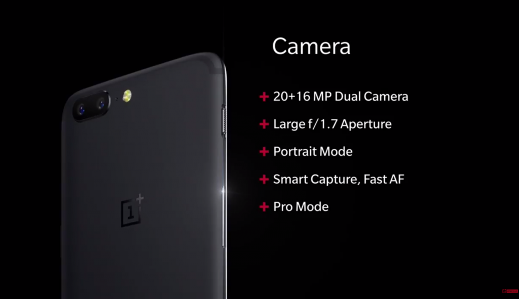 OnePlus 5 officially unveiled, check it out!