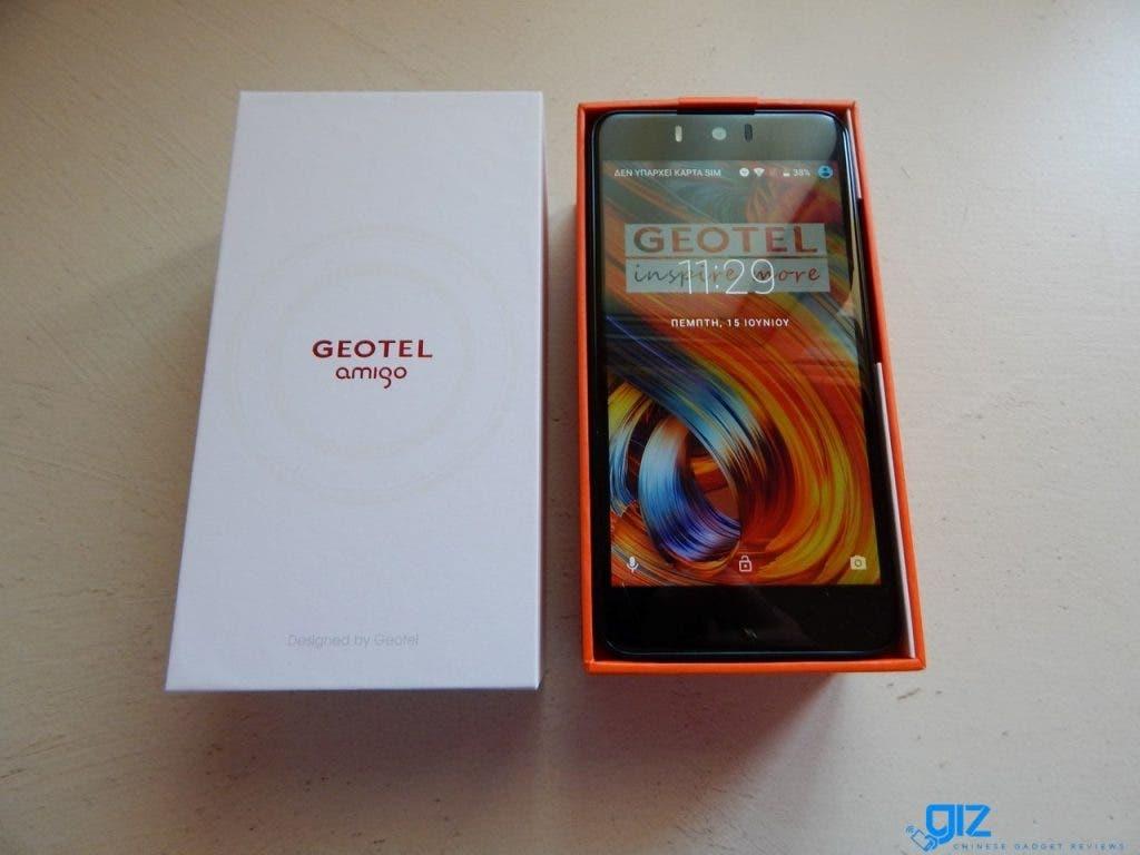 Geotel Amigo review