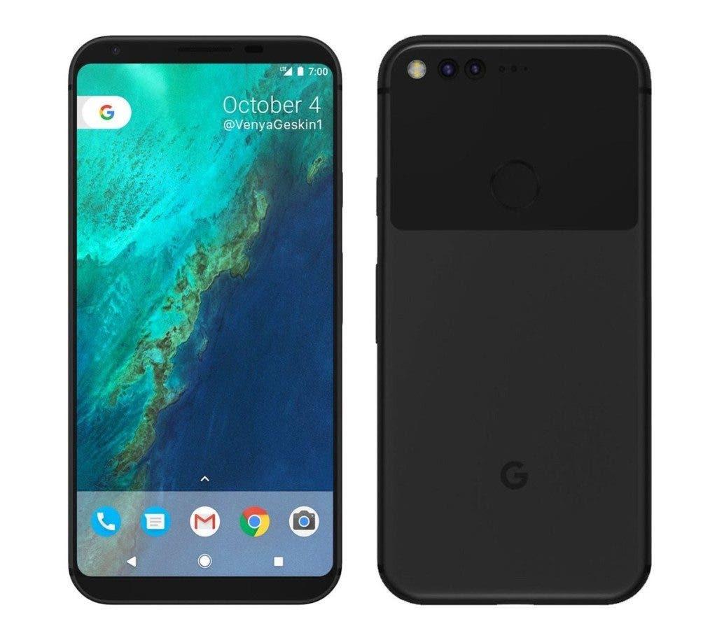 google píxeles
