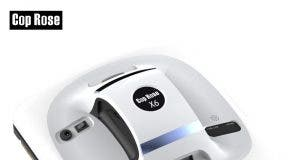 Cop Rose Household Cleaning Robot