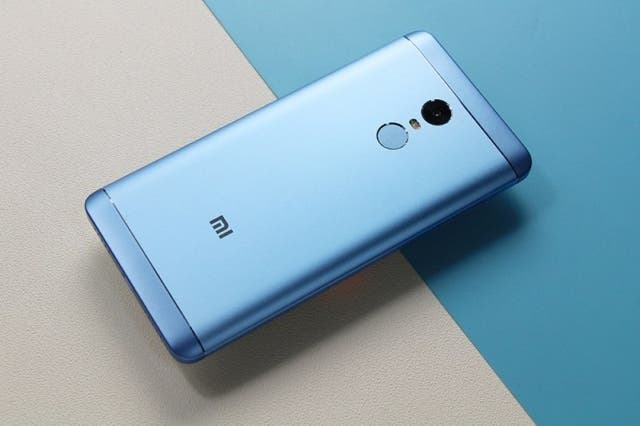 xiaomi redmi note 4x pops up in a new blue variant