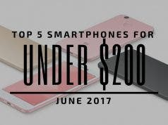 Top 5 Chinese Smartphones for Under $200