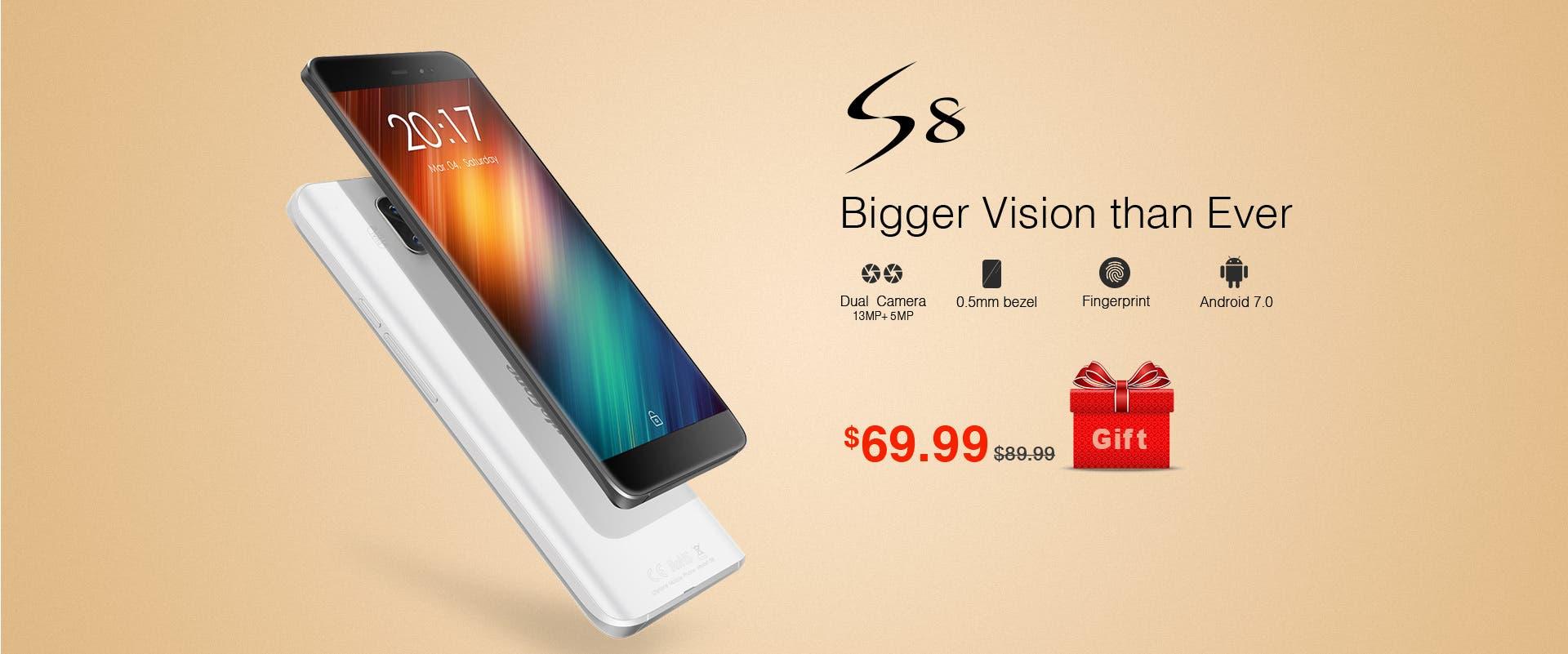 Ulefone S8