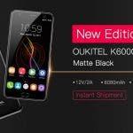 Oukitel K6000 Plus