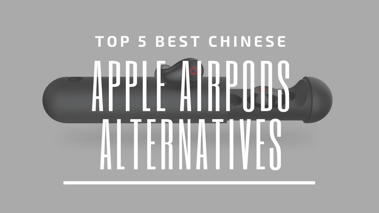 Apple AirPods Alternatives