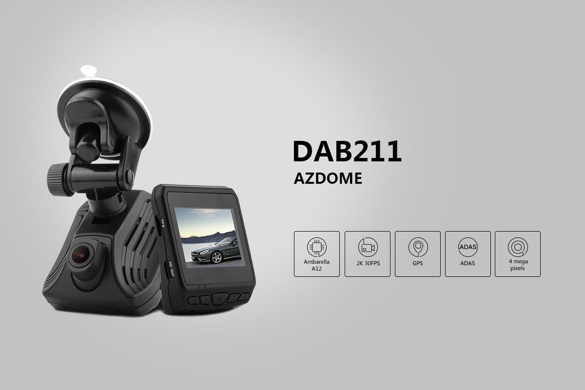 Azdome DAB211