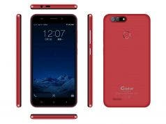 Gretel S55 red color