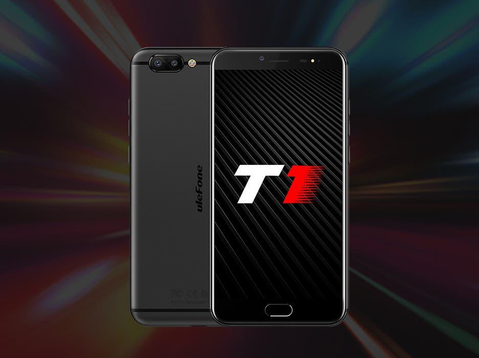 Ulefone T1 Presales