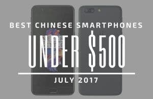 Best Chinese Smartphones Under $500