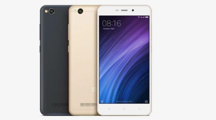 Xiaomi Redmi 4a pro