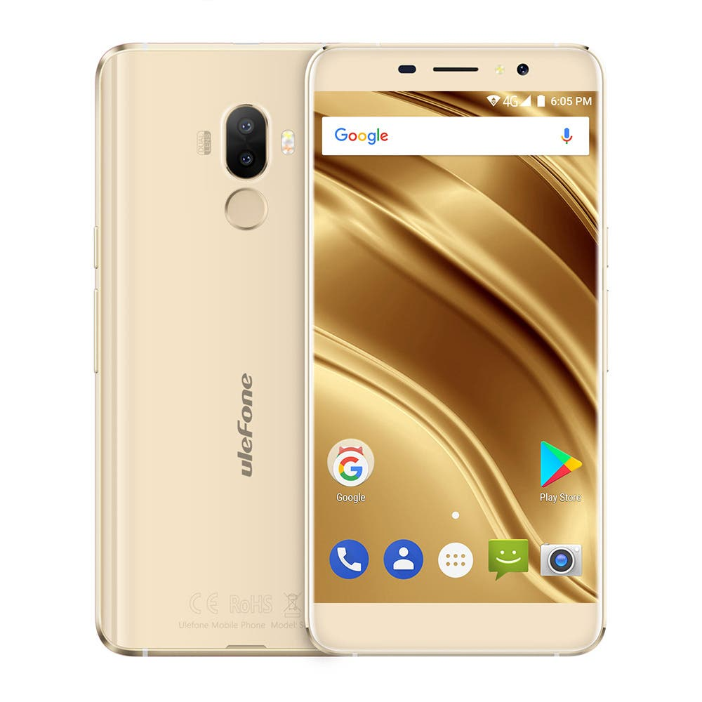 Ulefone S8 Pro Launched With Triple Card Support Dual