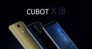 Cubot X18