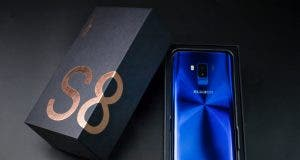 BLUBOO S8 Official Unboxing