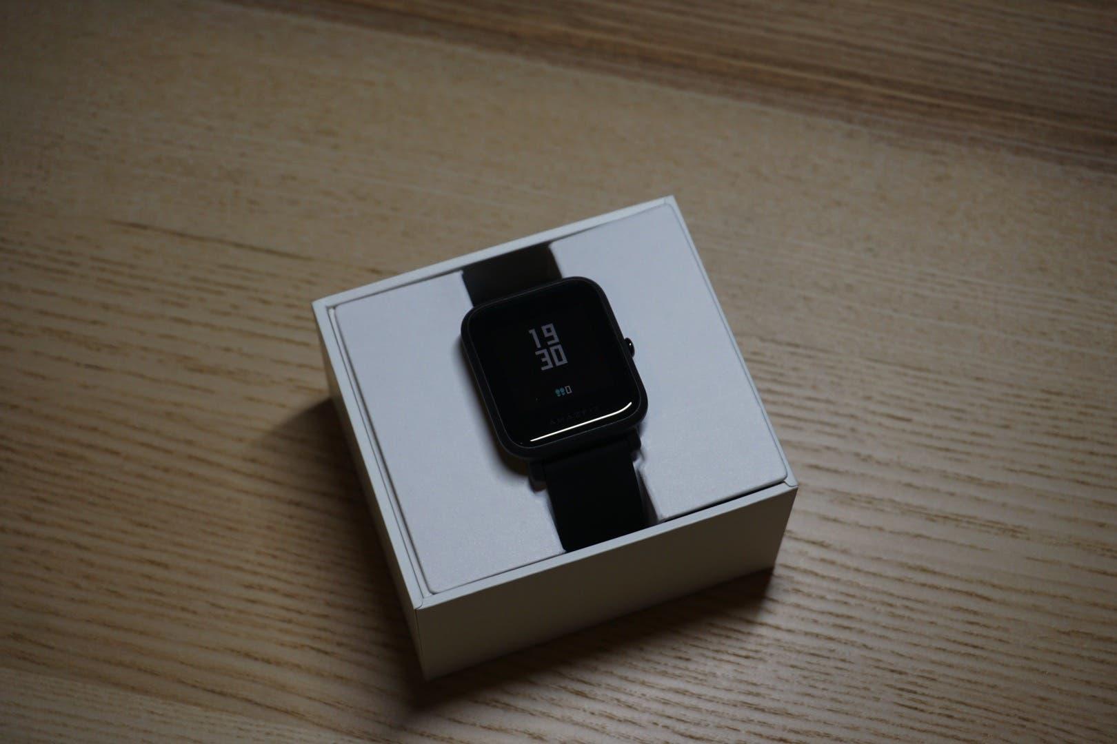 Huami AMAZFIT Smartwatch review